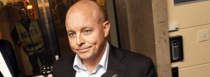 Björn Söder. Foto: Cornelia Nordström