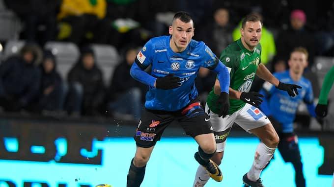 Dino Islamovic gjorde succé i Trelleborgs FF. Foto: MIKAEL FRITZON/TT / TT NYHETSBYRÅN