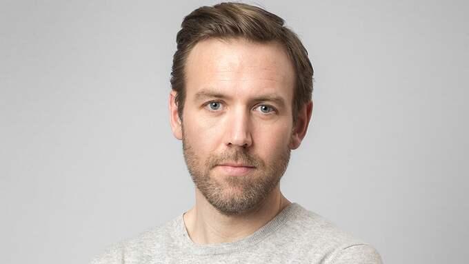 Johan Gustafsson är chef för Slöseriombudsmannen. Foto: MAGNUS GLANS