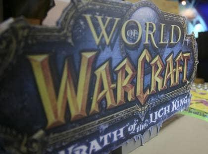 ELVA MILJONER SPELAR WARCRAFT. World of Warcraft är ett onlinerollspel där tusentals deltagare spelar samtidigt via internet. Spelaren strävar efter att få sin spelfigur att stiga till högre och högre nivåer med bättre förmågor. Foto: Chew Alywin