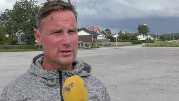 """Rönnberg: """"Spelarna inte inne rent tekniskt än"""""""