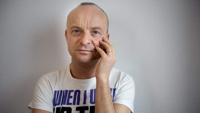 Jonas Gardell är författare, artist och medarbetare på Expressens kultursida. Foto: JESSICA GOW / TT / TT NYHETSBYRÅN