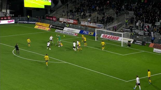 Highlights: Örebro-Elfsborg
