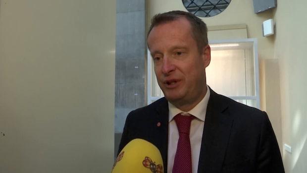 """Ander Ygeman: """"Ingen är beredd att satsa på kärnkraft"""""""