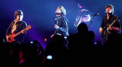 Mando Diao ska släppa ett samlingsalbum som sammanfattar bandets karriär. Foto: Lars Baron