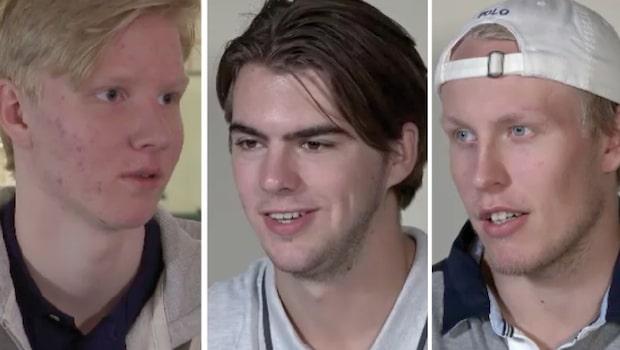 """NHL-stjärnornas råd till Dahlin: """"Ha kul – tänk inte"""""""