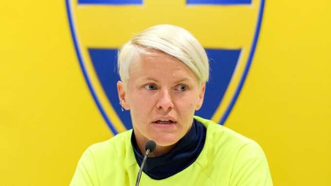 Nilla Fischer Foto: CARL SANDIN / BILDBYRÅN