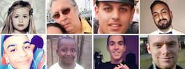 Barnen och ungdomarna som blivit gängens oskyldiga offer