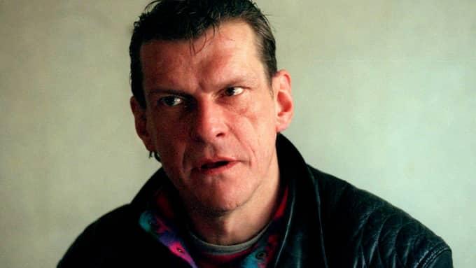 Christer Pettersson pekades ut som gärningsman av Lisbet Palme och dömdes i tingsrätten, men friades senare i hovrätten. Foto: JONAS LEMBERG