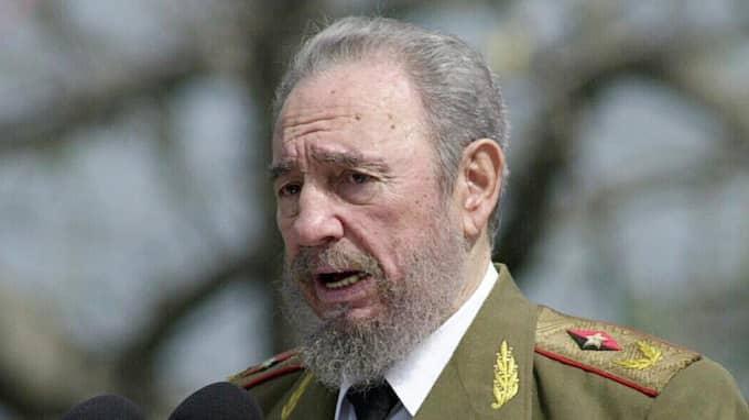Fidel Castro. Foto: Mediapunch/Rex/Shutterstock / MEDIAPUNCH/REX/SHUTTERSTOCK REX FEATURES