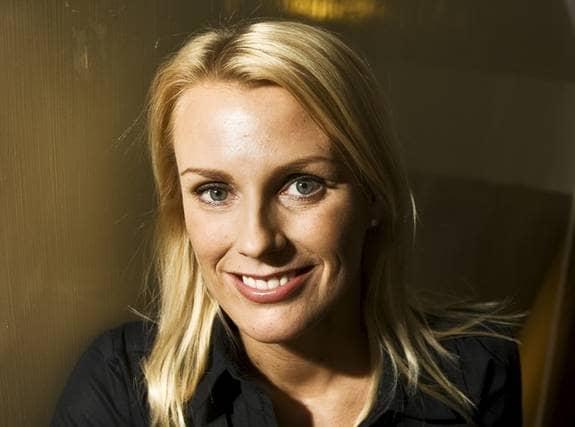 Stina Honkamaa, Sverigechef Google. Foto: Petter Nilsson Nils