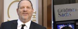 Goldman Sachs skriver ned värdet på sin aktiepott i Weinstein Company till noll