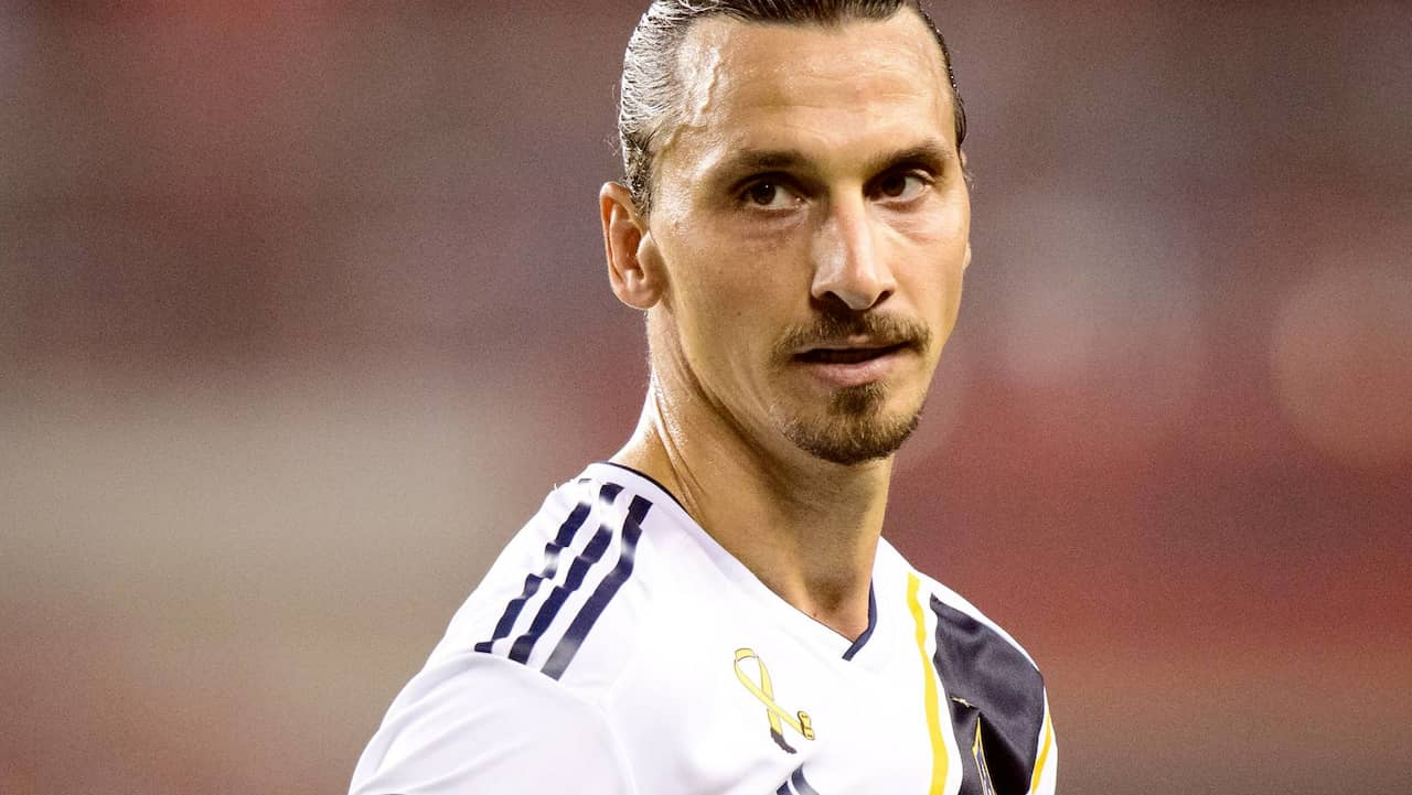 Bekräftat  Zlatan Ibrahimovic nobbar Milan för LA Galaxy 76626d341f5c0