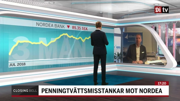 """Olavi: """"Allvarliga anklagelser mot Nordea"""""""