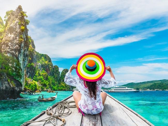 Produktionsbolaget DreamJobbing och Thailands turistmyndighet söker en äventyrlig själ.