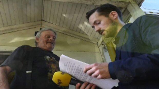SD-politiker: Åk hem era jävla parasiter