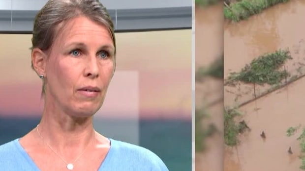 """Lena Granqvist: """"Vi stack, men de kunde inte göra det"""""""