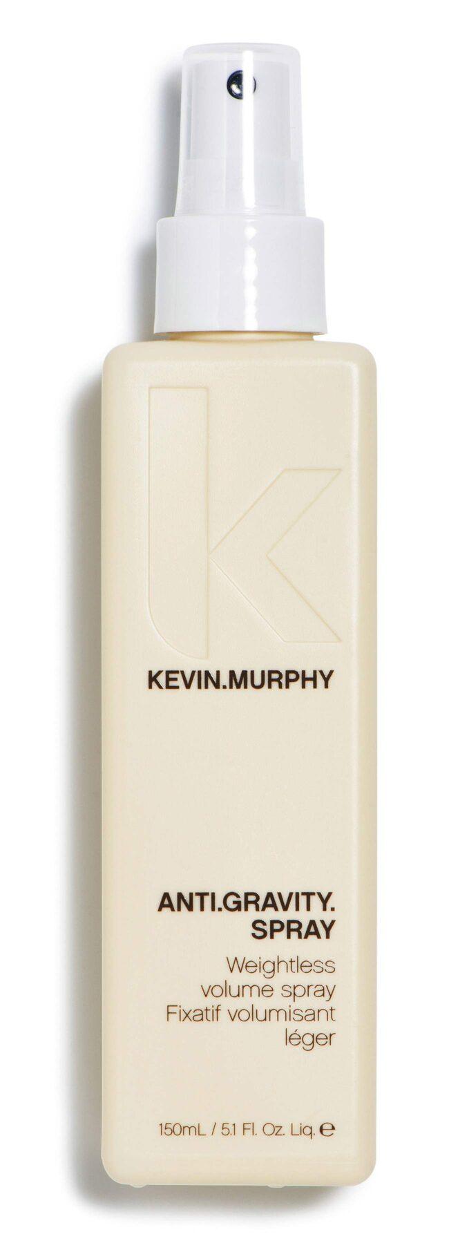 Håll lockarna lätta. Anti gravity spray från Kevin Murphy, 249 kronor.