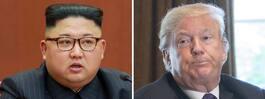 Nordkorea: Trump är en galning med krigsfeber