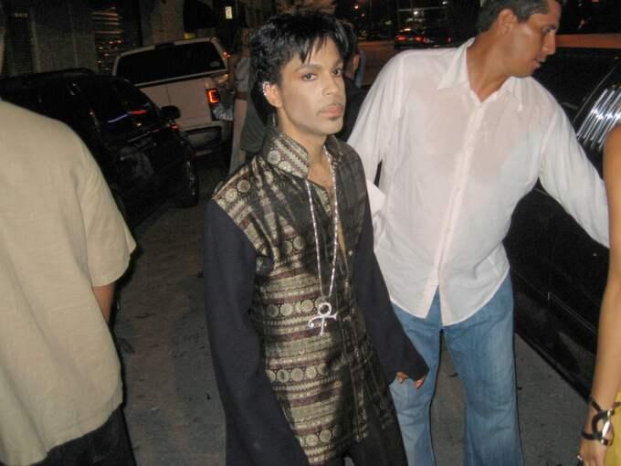 Artisten Prince förlorade sin nyfödde son, som led av en ovanlig sjukdom. Foto: Fameflynet / STELLA PICTURES