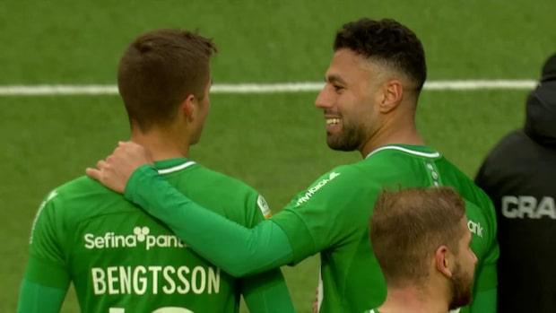 Höjdpunkter: Hammarby-AFC Eskilstuna