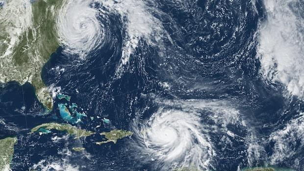 """Meteorologen om stormen Maria: """"Har försvagats"""""""