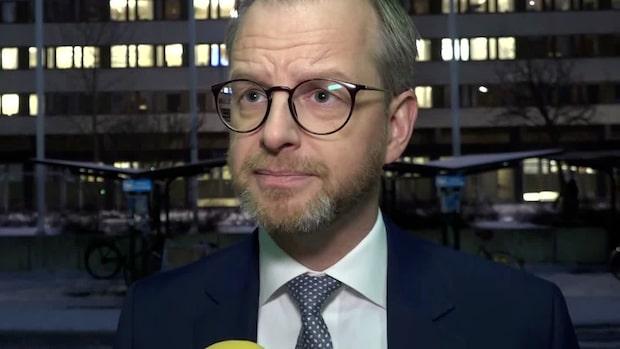 """Mikael Damberg om partiledarposten: """"Har inga sådana ambitioner"""""""