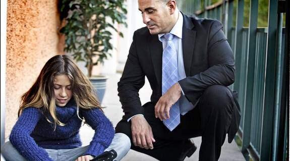 """""""Jag och mina barn tycker att jag är världens bästa pappa"""", säger Fadde. Foto: Mama/Janne Danielsson"""