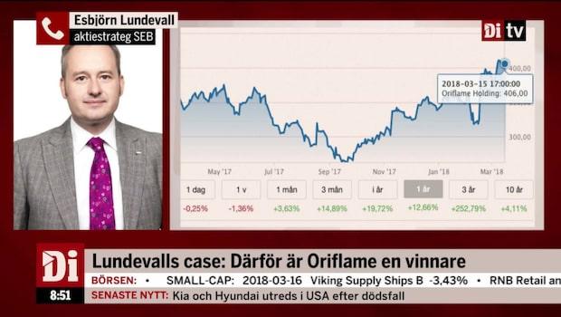 """Lundevall: """"Lättare att konvertera till e-handel"""""""