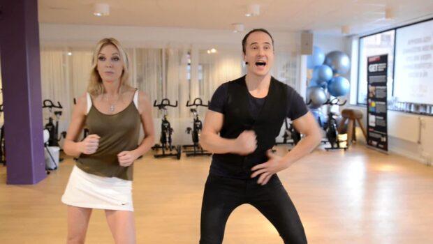 Lär dig dansa salsa med Linda Lindorff