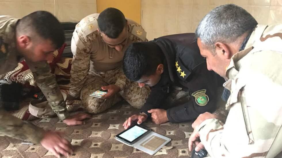 Att inta Badush är viktigt eftersom det skär av en livsviktig försörjningsväg för IS i Mosul. Foto: MAGDA GAD