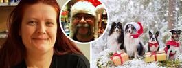 Lotta och Stefan bjuder in djur – och människor – på julafton