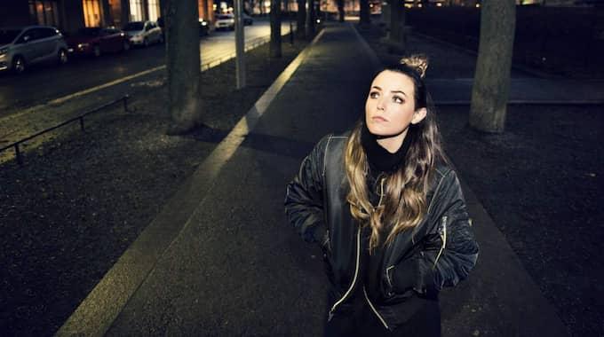 """""""Mitt mål är bara att få fortsätta hålla på med musiken"""", säger Miriam Bryant. Foto: Anna-Karin Nilsson"""