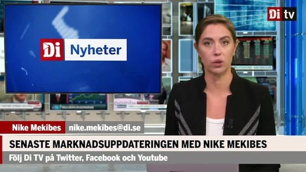 Di Nyheter: H&M rapportstiger 8 procent - jojohandel i SAS