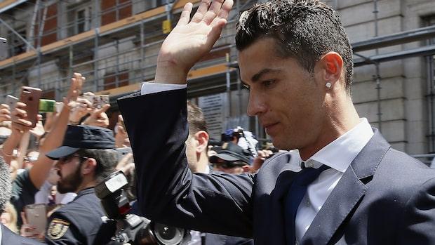 Ronaldo riskerar långt fängelsestraff
