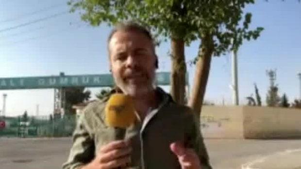 """Kassem Hamadé: """"Så länge al-Baghdadi lever är IS ett hot"""""""