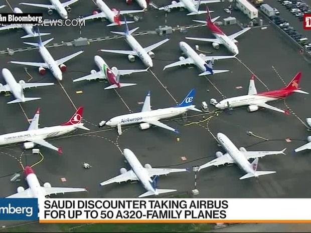 Världens affärer 10:30 - Boeing förlorar kund till Airbus