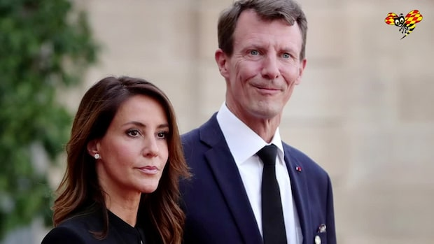Prins Joachim av Danmark förd akut till sjukhus