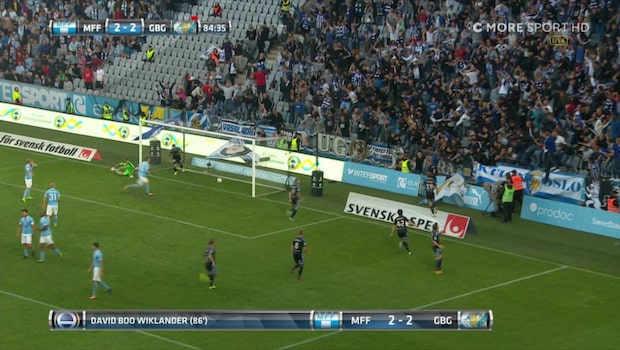 Höjdpunkter: Malmö – IFK Göteborg