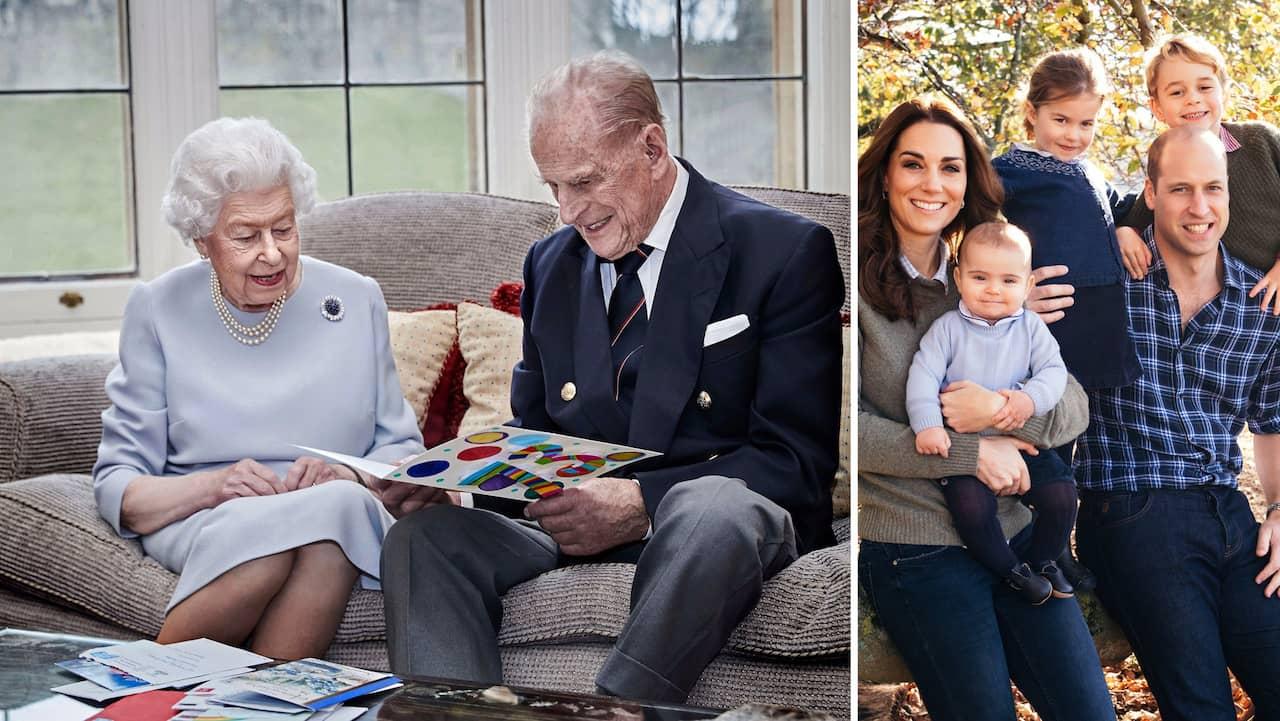 Drottningen och prinsen firar 73-årig bröllopsdag