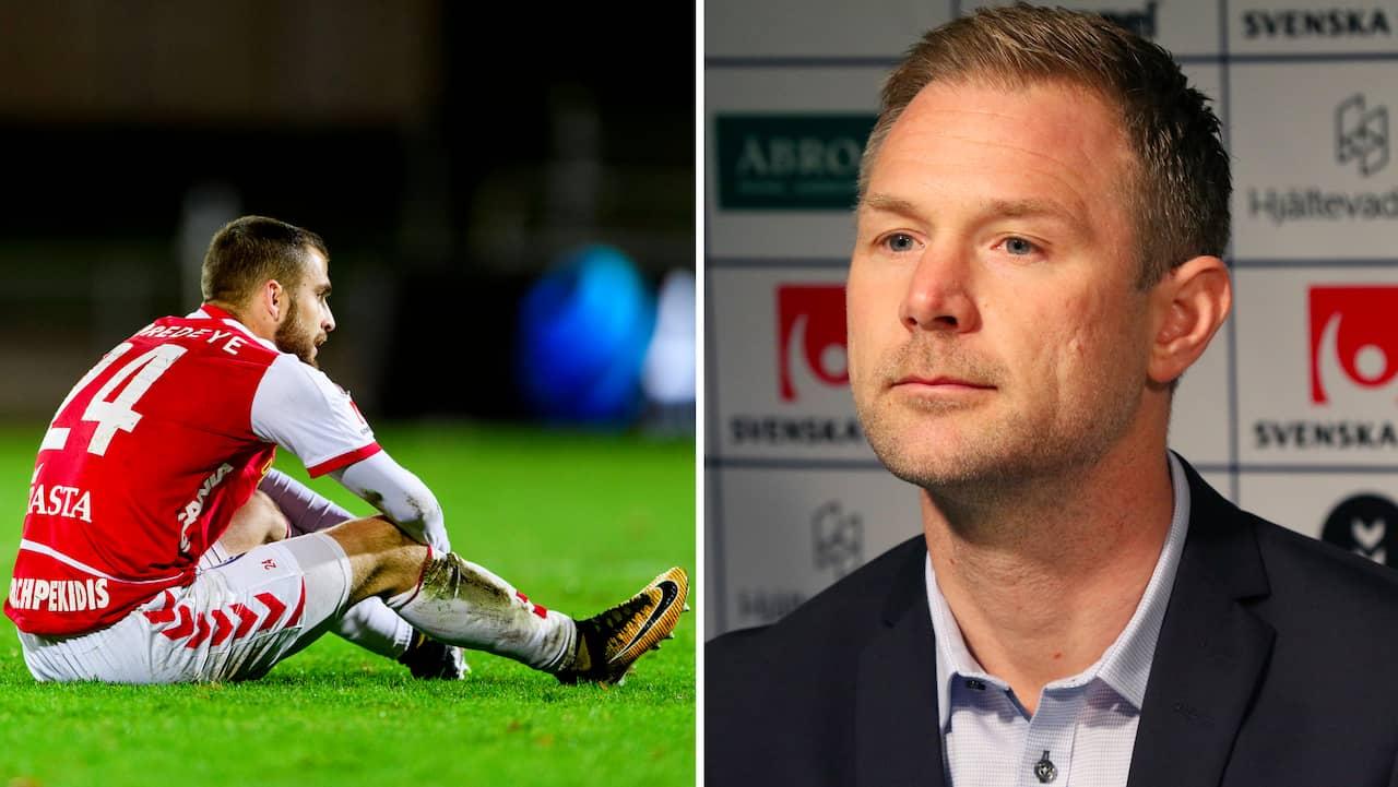 Ny skada i Pehrssons första Kalmar FF-match  8483b56fbd4fb