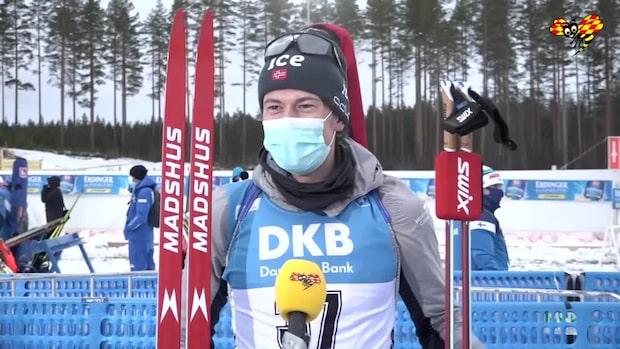 Norsk doldis först på pallen i världscuppremiären