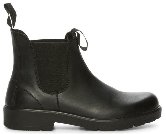 ba4aeb652546 Tuffa boots i klassisk modell av äkta läder/mocka , 599 kr, Skopunkten.