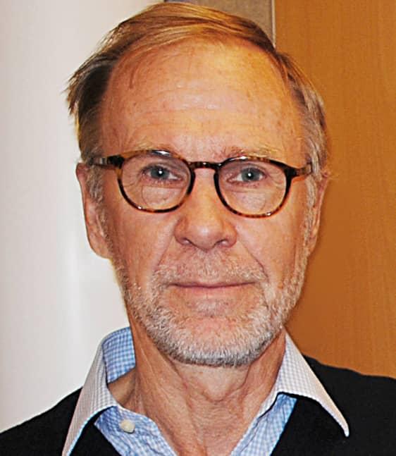 Jöran Rubensson är tidigare ordförande i Sveriges pensionärers riksförbund. Foto: PRIVAT