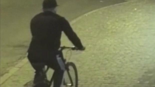 Polisen släpper film på misstänkt våldtäktsman