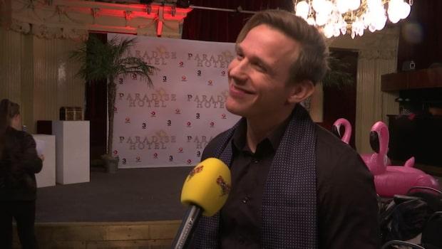 """Kristian Täljeblad: """"Älskar henne jättemycket"""""""