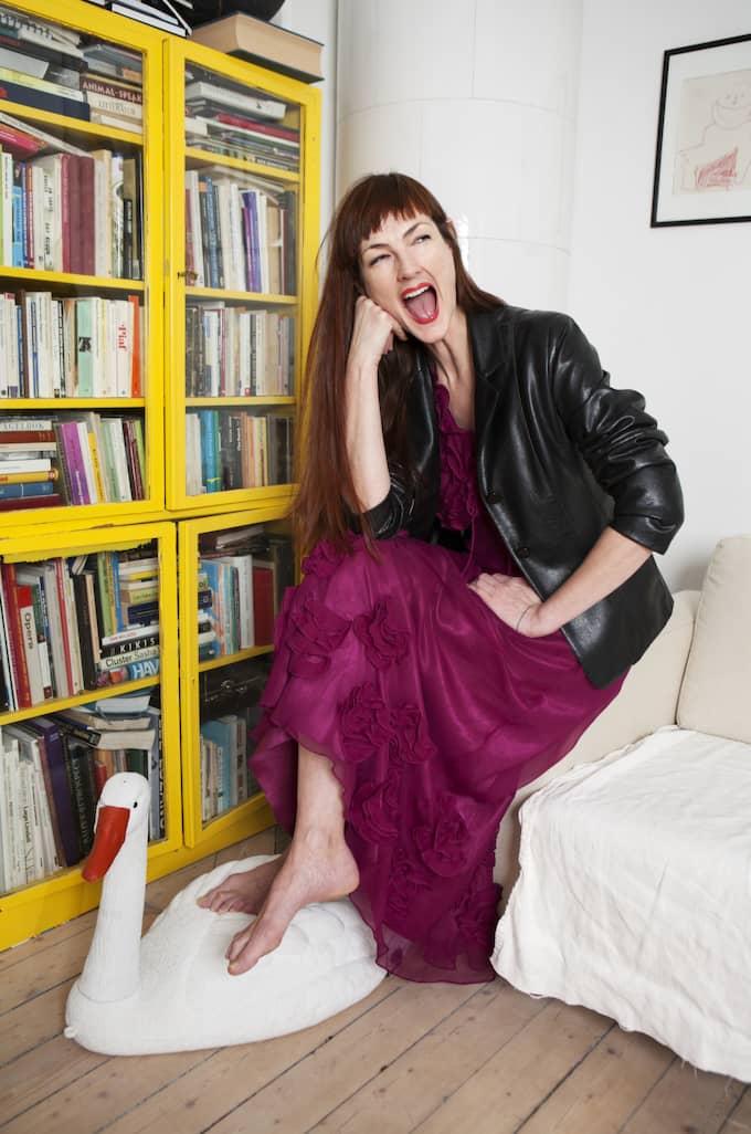 Charlotte Engelkes fick Expressen musikpris Spelmannen 2012. Foto: Ellinor Collin