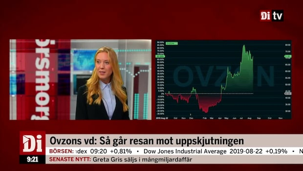 """Broman om Ovzon: """"superhäftigt bolag"""""""
