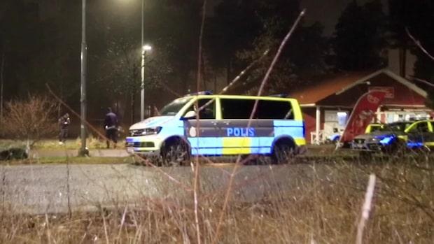 En död efter skjutning i Uppsala