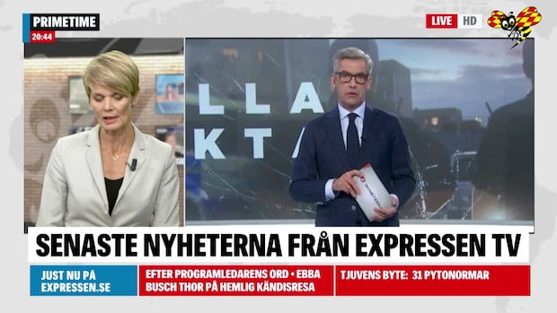 Nu fälls TV4 – efter programledarens ord